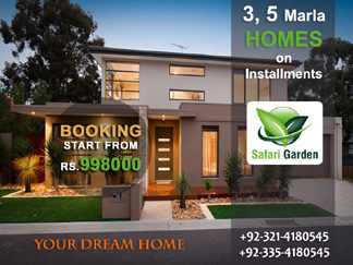 safari garden homes